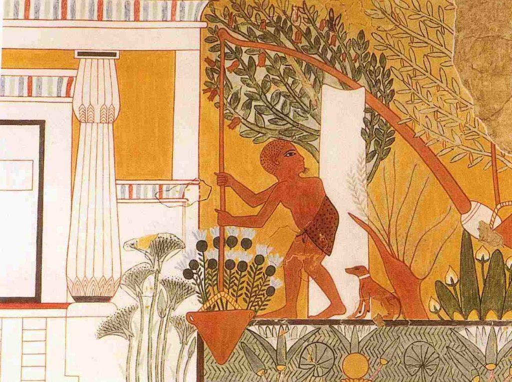 Egyptian Gardener